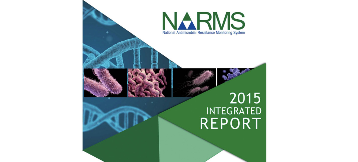 NARMS report cover